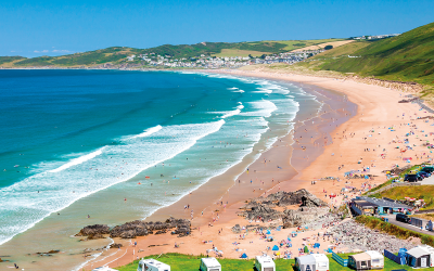 Beach Breaks are Best for Beginners