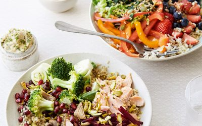 Build Your Own Buddha Bowl Recipe