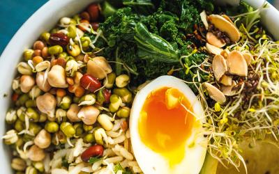 Healthy Buddha Bowl Recipe