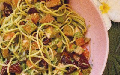 Green Wave Pasta