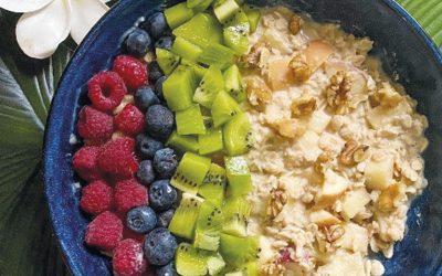 Energising Porridge