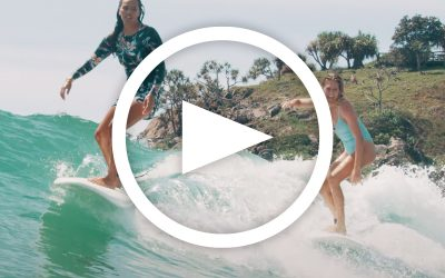 Wave Selection and Surf Etiquette with Stephanie Gilmore