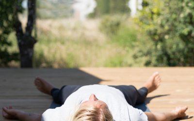 Yoga, Savasana and Relaxation