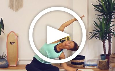 Back, Neck & Shoulder Tension Release Yoga