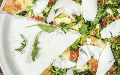 Veggie-licious Pizza