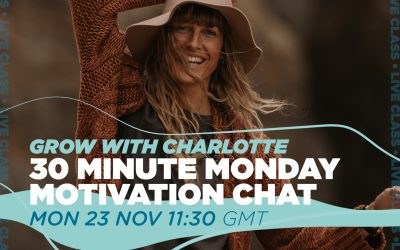 Motivation Chat with Charlotte | 40 Minute
