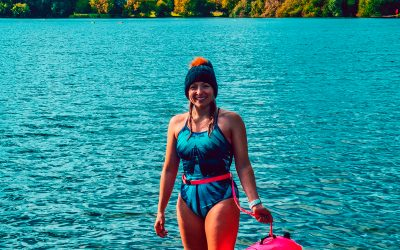 Ice Cream Feet and Coldwater Swimming