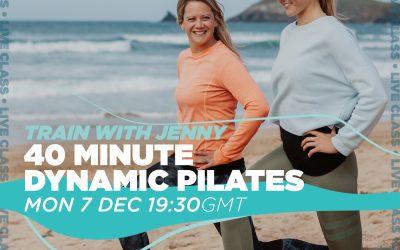 Dynamic Pilates with Jenny | 40 Min