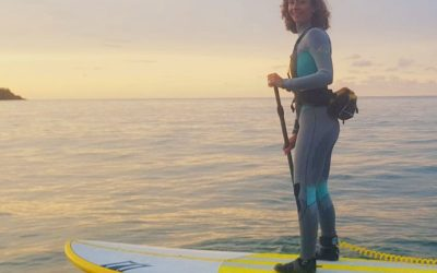 Paddleboarding Not Just For Summer