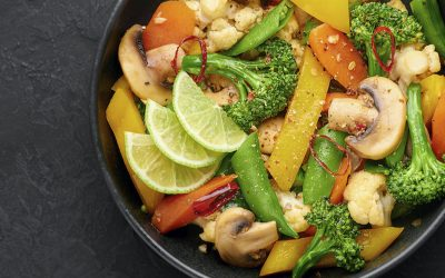 Mid Week Veggie Stir Fry