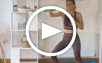 SURF HIIT WORKOUT WITH Weights | PART 3 | 30 MIN
