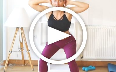 High Energy HIIT Class with Tee | Part 1 | 30 Min