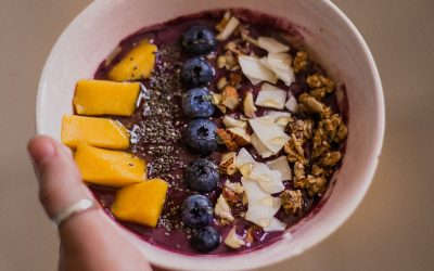 Super Healthy Acai Bowl