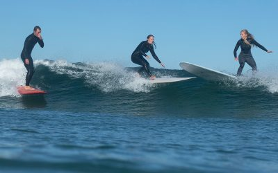 How to Stay Safe In Crowded Surf
