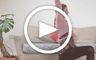 Yoga for Nervous System Soothing with Katie | 25 Min