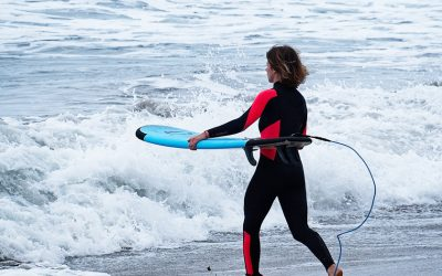 Dust Off Your Wetsuit and Let's Go Surf