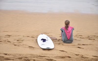Surf With Confidence and Not Anxiety