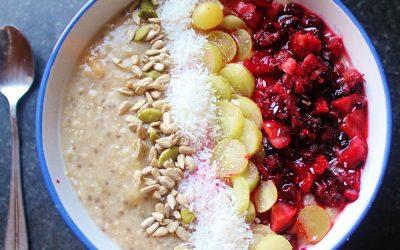 Jemima's Overnight Nutritious Oats