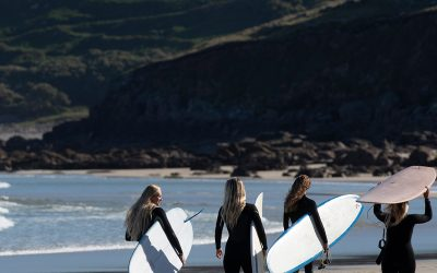 6 Steps to Improve Your Surfing
