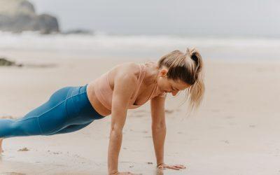 Short on Time Workout Plan ⏰  5 Days