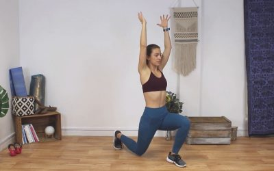 Full Body High Paced HIIT