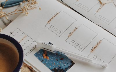 Journalling to Help Stress and Low Mood