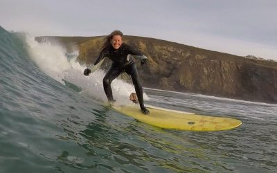 Surf Mums Making Waves In The Line Up