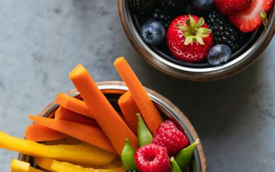 Healthy Snack Ideas to Eat on the Go