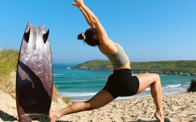 Why yoga will improve your surfing