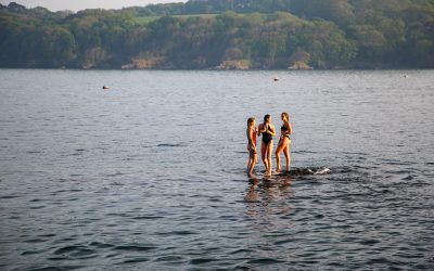 Wild Swimming In Cornwall – New Book Launch