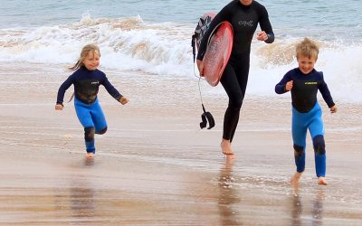 Kids & Surfing, How To Do Both